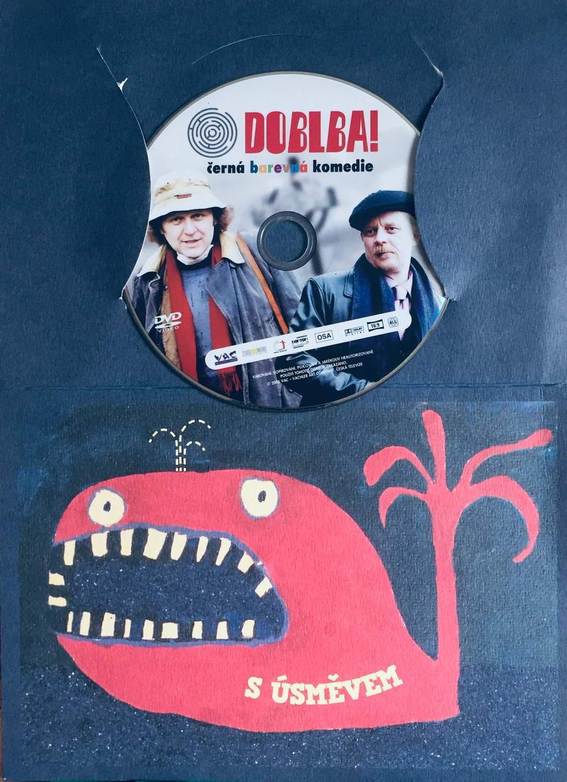 Doblba! - DVD /dárkový obal/