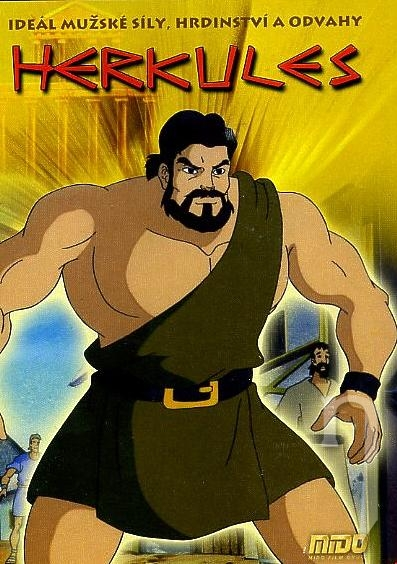 Herkules - DVD /slim/