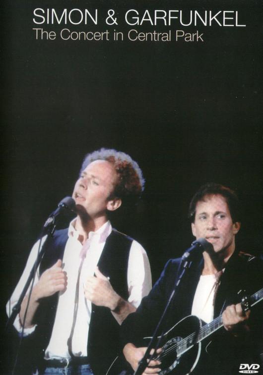 Simon & Garfunkel - The Concert in Central Park - v originálním znění bez CZ titulků - DVD /plast/