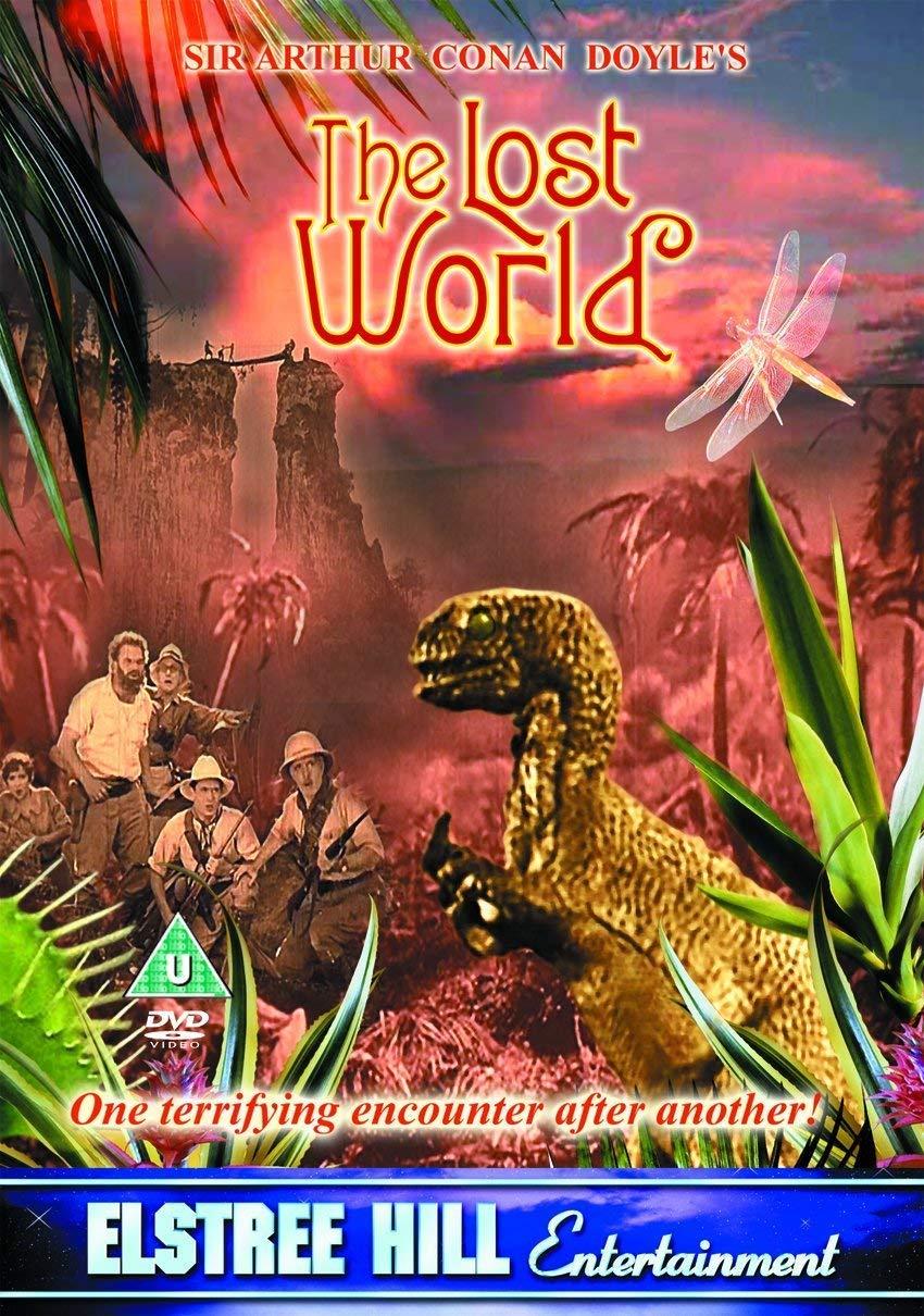 The Lost Wolrd - v originálním znění bez CZ titulků - DVD /plast/