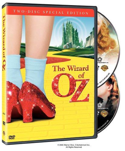 The Wizzard of Oz / Kouzelník ze země Oz - Two-Disc Special Edition - v originálním znění bez CZ titulků - DVD /plast/