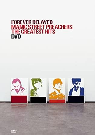 Manic Street Preachers - Forever Delayed - v originálním znění bez CZ titulků - DVD /plast/