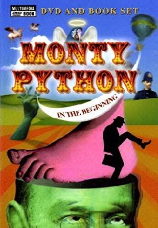 Monty Python - In the Beginning - v originálním znění bez CZ titulků - DVD /brožura+disk/