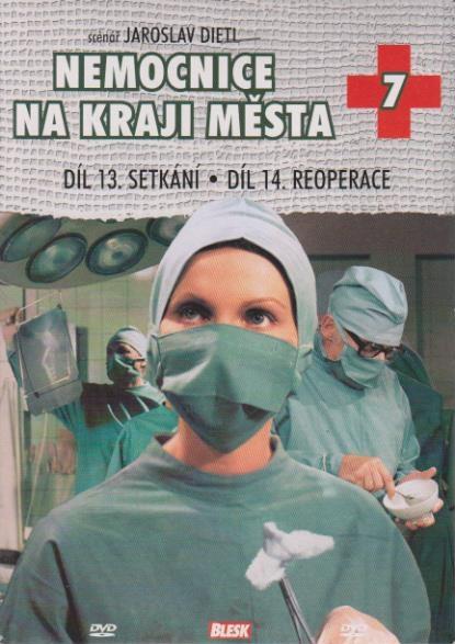 Nemocnice na kraji města 7 - DVD