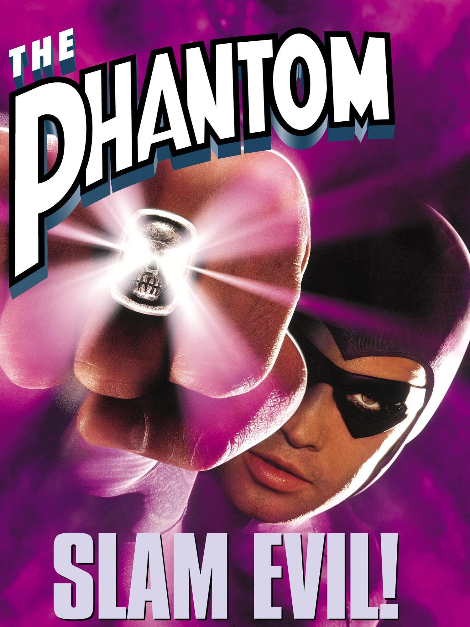 The Phantom - Slam Evil - v originálním znění s CZ titulky - DVD /plast/