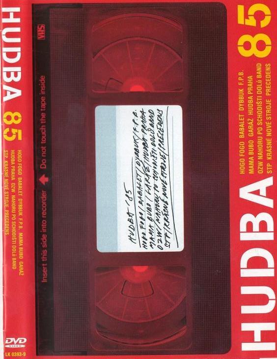 Hudba '85 - DVD /plast/