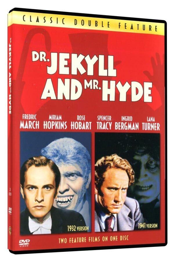 Dr. Jekyll and Mr. Hyde - Classic Double Feature - v originálním znění s CZ titulky - DVD /plast/