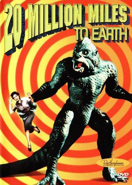 20 Million Miles to Earth - v originálním znění s CZ titulky - DVD /plast/