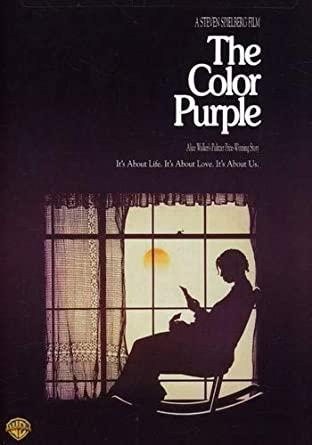 The Color Purple / Purpurová barva - v originálním znění s CZ titulky - DVD /plast/