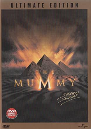 The Mummy - 2 Disc Ultimate Edition - v originálním znění s CZ titulky - 2xDVD /plast/