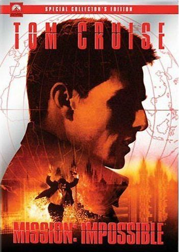 Mission: Impossible - 2-Disc Special Collector's Edition - 2xDVD /plast v šubru/