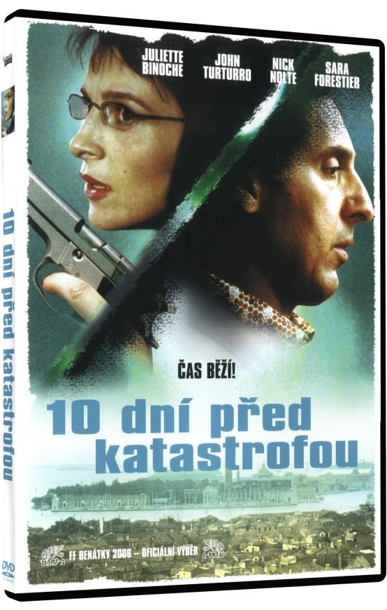 10 dní před katastrofou - DVD /plast/