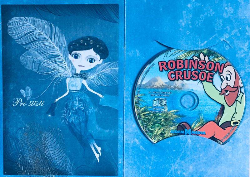 Robinson Crusoe - PC hra /dárkový obal/