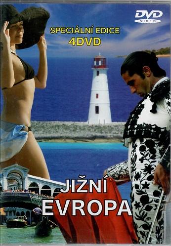 Jižní evropa - Speiciální edice 4DVD