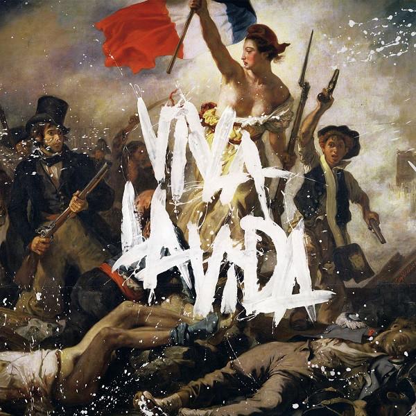 Coldplay - Viva La Vida - CD /plast/