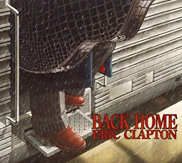 Eric Clapton - Back Home - CD /plast/