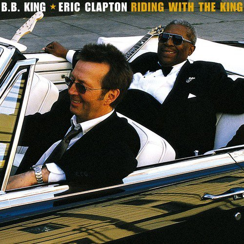 B.B. King & Eric Clapton - Riding with the King - CD /plast/