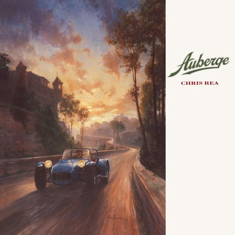 Chris Rea - Auberge - CD /plast/