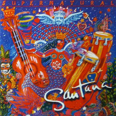 Santana - Supernatural - CD /plast/
