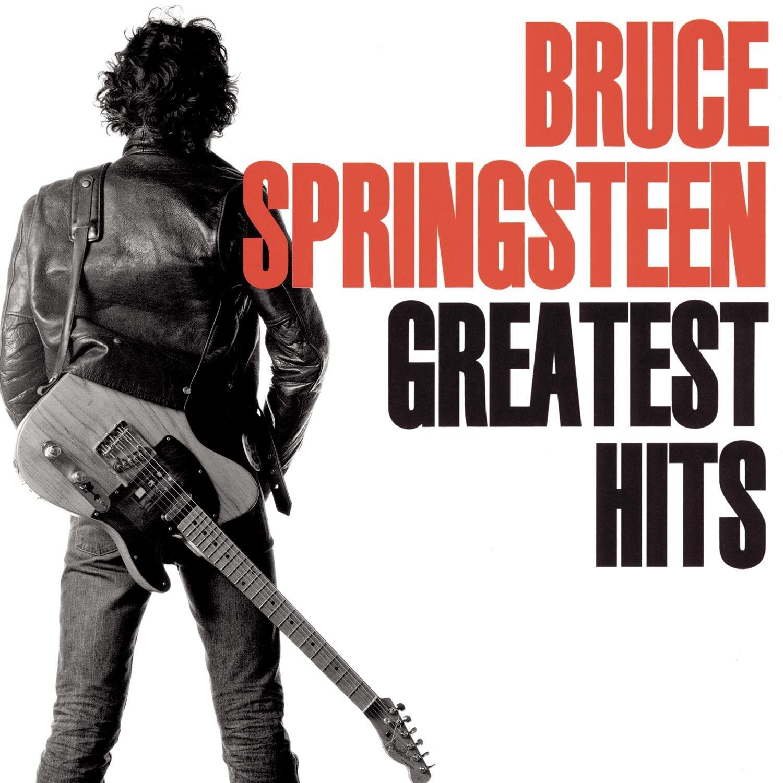 Bruce Springsteen - Gratest Hits - CD /plast/