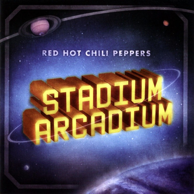 Red Hot Chili Peppers - Stadium Arcadium - CD /plast/