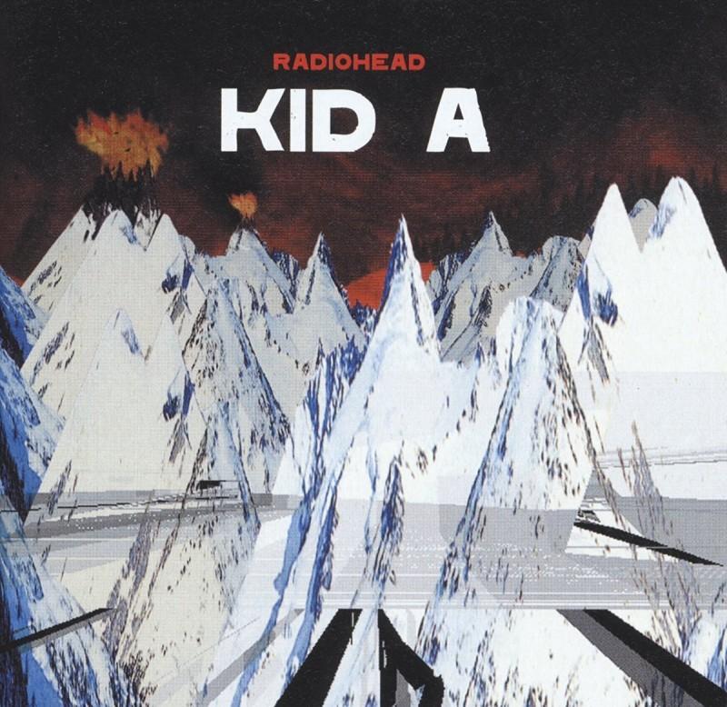 Radiohead - Kid A - CD /plast/