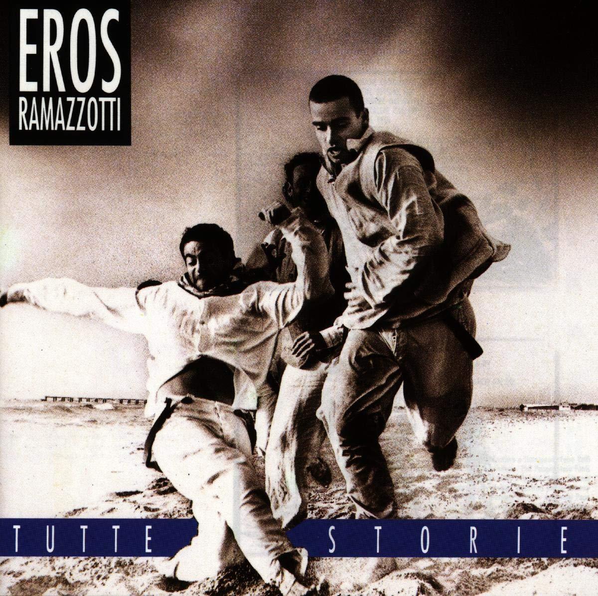 Eros Ramazzotti - Tutte Stories - CD /plast/