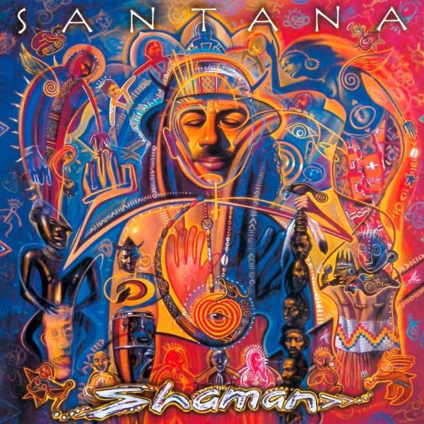 Santana - Shaman - CD /plast/