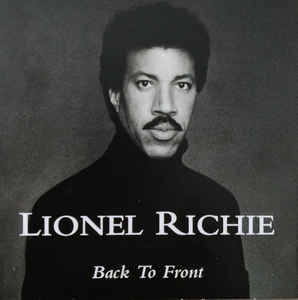 Lionel Richie - Back To Front - CD /plast/