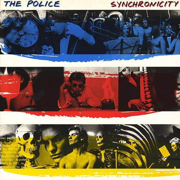 The Police - Synchronicity - CD /plast/