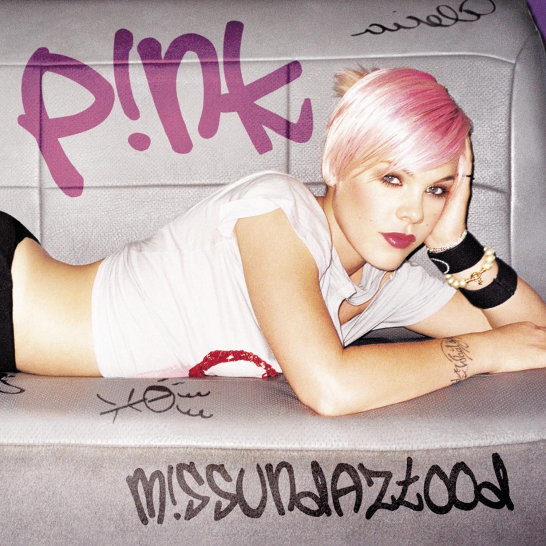Pink - Missundaztood - CD /plast/