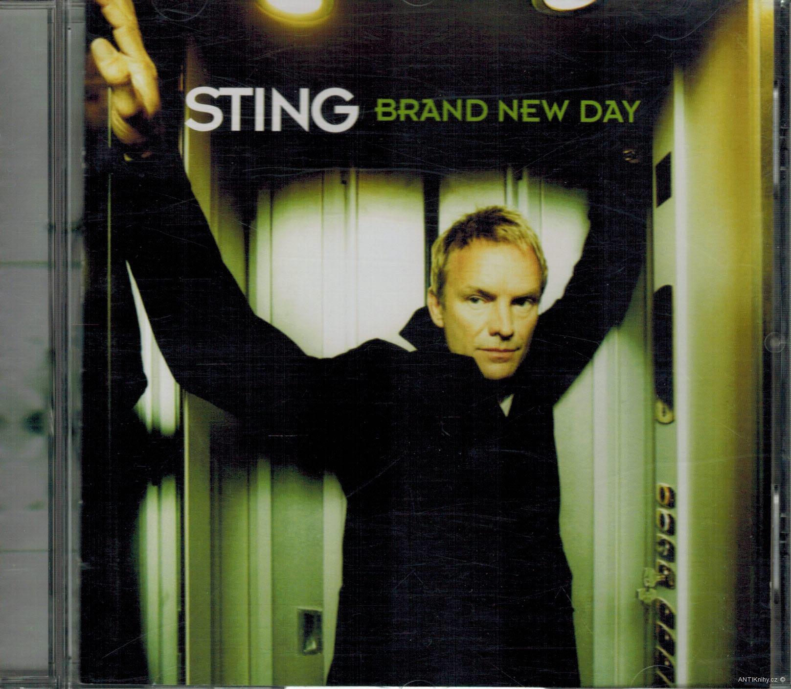 Sting - Brand New Day - CD /plast/