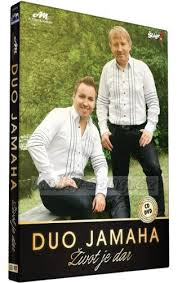 Duo Jamaha - Život je dar - CD+DVD /plast/