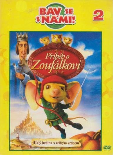 Příběh o Zoufálkovi - DVD