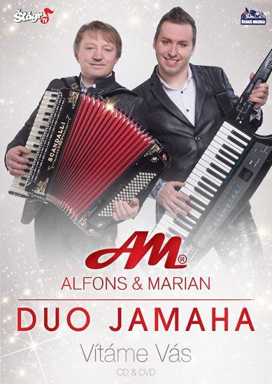 Duo Jamaha - Vítame vás - CD+DVD /plast/