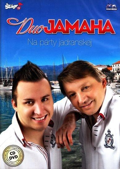 Duo Jamaha - Na párty jadranskej - CD+DVD /plast/