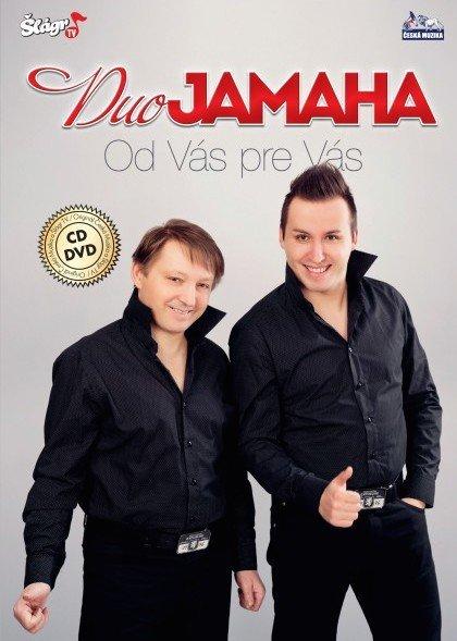Duo Jamaha - Od Vás pre Vás - CD+DVD /plast/