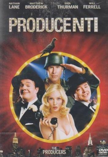 Producenti - 2005 - DVD