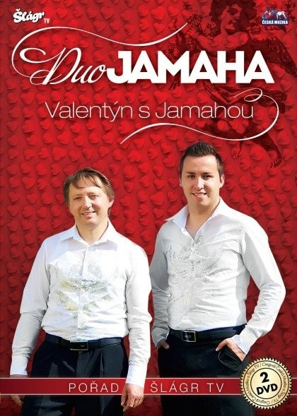Duo Jamaha - Valentýn s Jamahou - 2xDVD /plast/