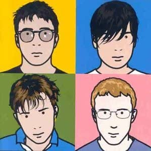 Blur - The Best of - CD /plast/