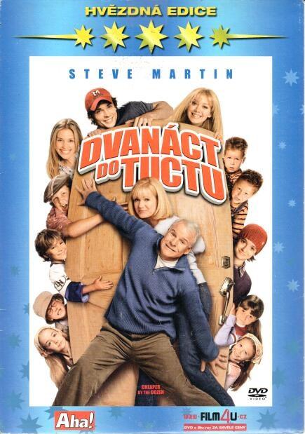 Dvanáct do tuctu - DVD