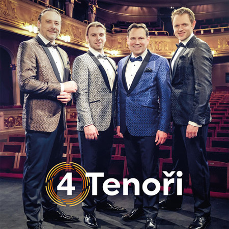 4 Tenors - CD /digipack malý/