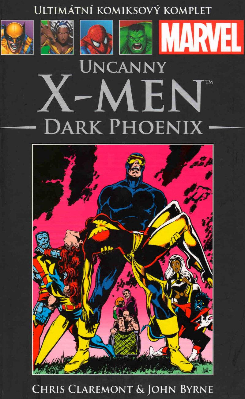 Ultimátní komiksový komplet 2 - Uncanny X-Man - Dark Phoenix - Chris Claremont /bazarové zboží/