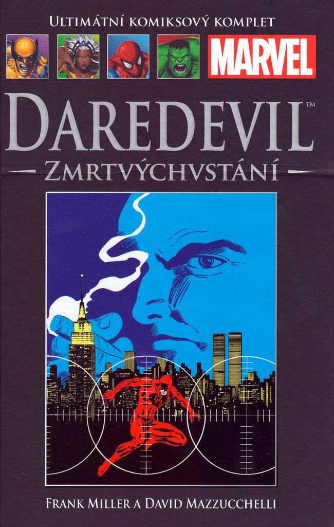 Ultimátní komiksový komplet 7 - Daredevil - Zmrtvýchvstání - Frank Miller /bazarové zboží/