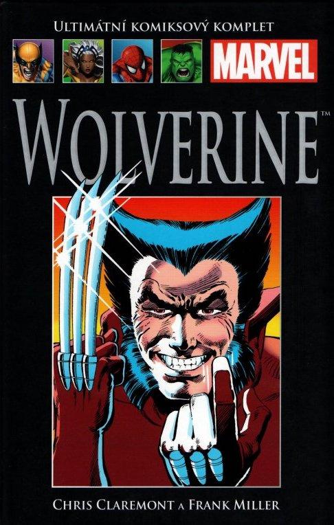 Ultimátní komiksový komplet 4 - Wolverine - Chris Claremont /bazarové zboží/