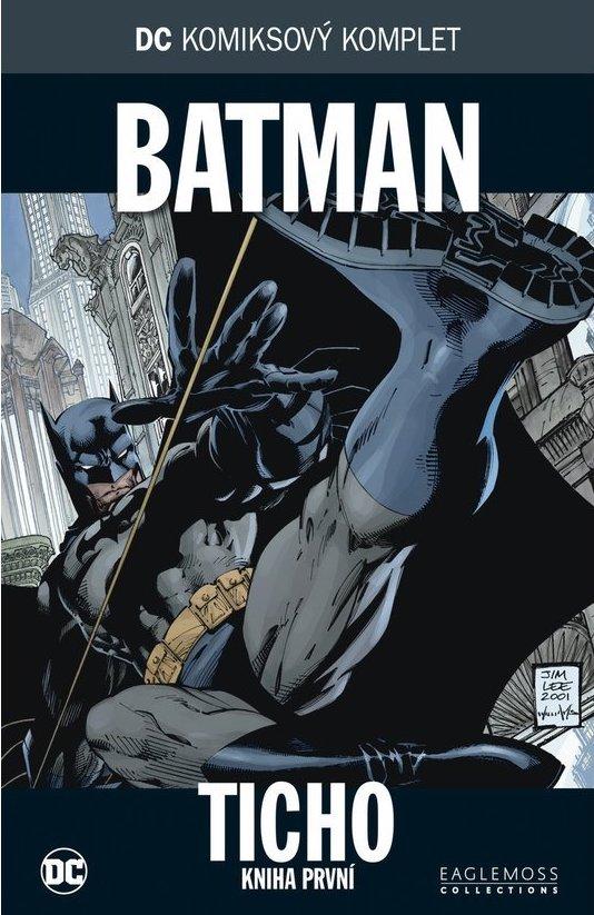DC Komiksový komplet - Batman - Ticho - Kniha první - Jeph Loeb /bazarové zboží/
