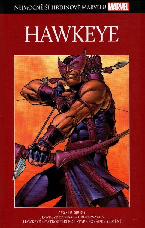 Nejmocnější hrdinové Marvelu 4 - Hawkeye - Stan Lee /bazarové zboží/