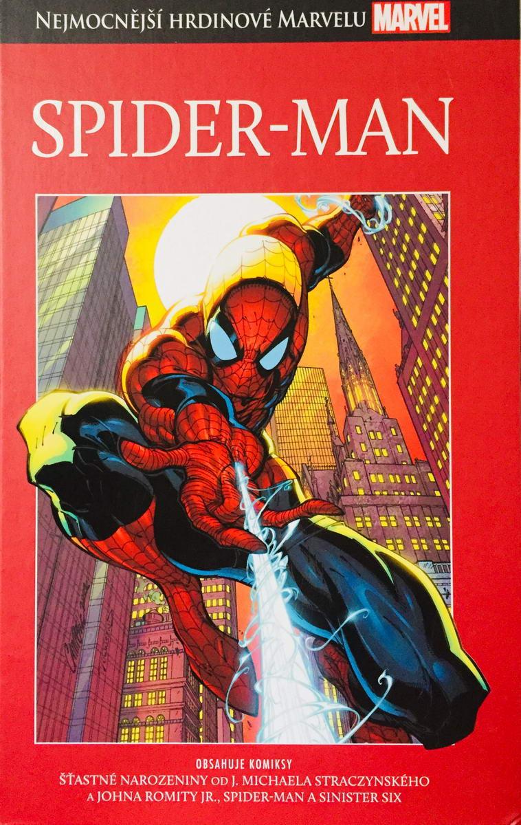 Nejmocnější hrdinové Marvelu 2 - Spider-Man - Stan Lee /bazarové zboží/