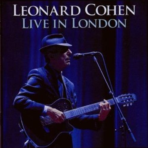 Leonard Cohen - Live in London - 2xCD /karton obal/