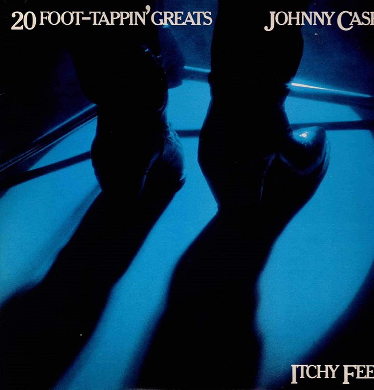 Johnny Cash - 20 Foot-Tapin' Greats - CD /plast/